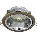 Светильник Экола GX53 с рефлектором