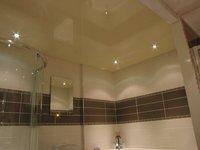 Натяжной потолок в ванну 6 м2