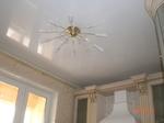 Потолок на кухню 9 м2