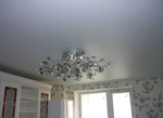 Потолок в спальню 12 м2