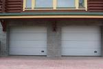 Гаражные ворота DoorHan 3000 х 2235, серия RSD002