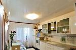 Натяжной потолок на кухню 10 м2