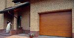 Ворота Alutex, серия Standart, 2125 х 2085 мм (пружина растяжения)