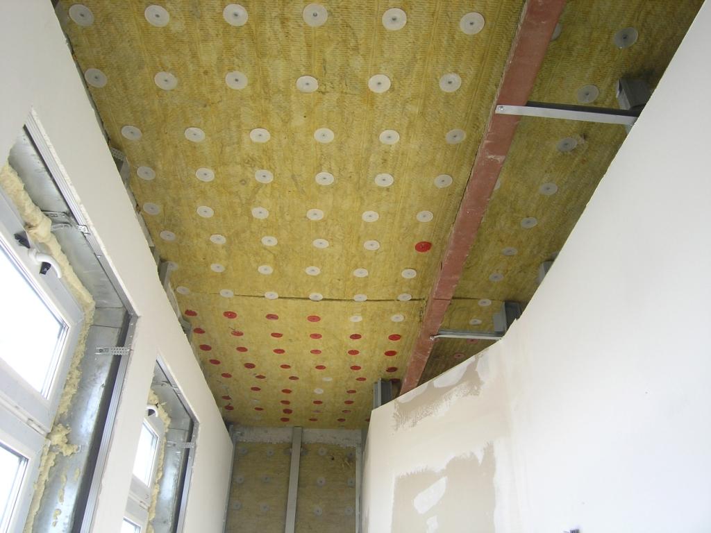 Звукоизоляция натяжных потолков в квартире - мастерскаЯ жизн.